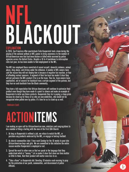 Black Out Call to Action Poster - BATB_HTC-280x280